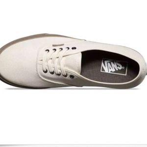 f466e1db2b Vans Shoes - Vans Authentic C D Cream Walnut Size Men 8 Women 9